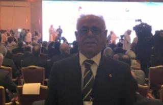 Başkan Baştuğ Katar-Türkiye İş Formuna Katıldı