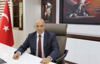 """Başkan Çalışkan: """"Kazım Karabekir Paşa'yı..."""