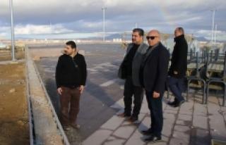 """Başkan Çalışkan: """"Türk Dünyası Kültür Parkı..."""