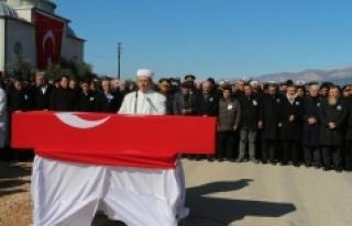 Ermenekli Şehit Uzman Çavuş Gümüş Mut'ta Toprağa...
