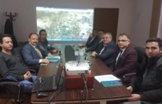 İl Özel İdaresi Ve DSİ Değerlendirme Toplantısında...