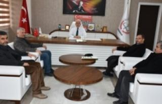 Kuntoğlu'nun Köy Okullarına Ziyaretleri Devam...