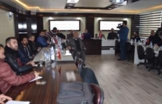 MÜSİAD Başkanı Cevher: OSB'nin Durumu İyi....