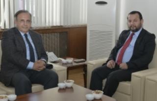 Mustafa Sonay Gürgen'den Rektör Akgüle İade-i...