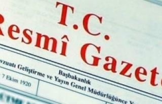 Yeni KHK İle Karaman''da 7 Kamu Personeli Görevine...