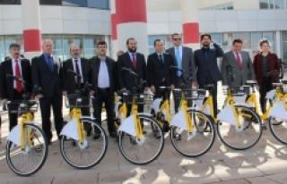 4. Nesil Paylaşımlı Bisiklet Platformu Türkiye'de...