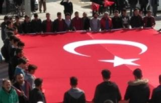 Ayrancı'da Mehmetçiğe Destek Şehitlere Vefa...