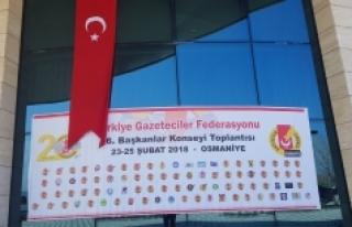 Gazeteciler Mehmetçiklere Ve Meslektaşlarına Destek...
