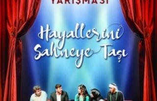 Gençler Arası Şiir Okuma Ve Tiyatro Yarışmalarına...