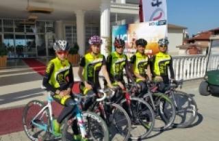 Karaman Bisiklet Takımı Olimpiyat Puanı Peşinde