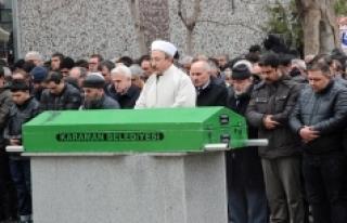 Karaman'daki Kazada Hayatını Kaybeden Kişi Toprağa...