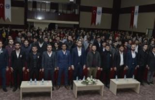 KMÜ Öğrencileri Fırat Yılmaz Çakıroğlu'nu...