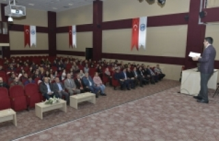 KMÜ'de Bahar Dönemi Bilgilendirme Toplantısı...