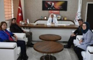 Makbule Orman Ortaokulu Projelerini Kuntoğlu'na...