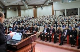 Rektör Akgül, YÖK'te Düzenlenen Konferansa Katıldı