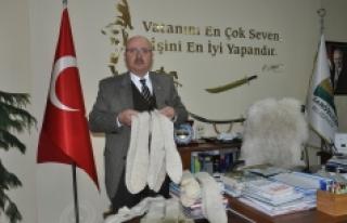Sarıvelilerli Kadınlardan Afrin'deki Mehmetçiğe...
