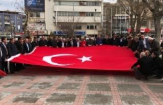 STK Platformu'ndan Mehmetçikler İçin Kan Bağışı...