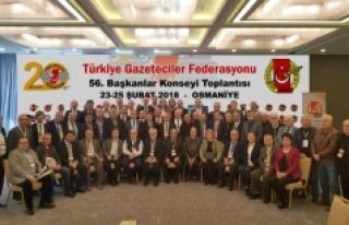 TGF: Bütün Gücümüzle Mehmetçiğin Yanındayız