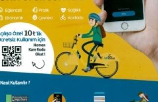 Üniversitede Bisiklet Platformu Açılıyor