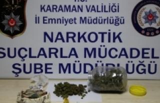 Uyuşturucu Sattıkları İleri Sürülen 5 Kişi...