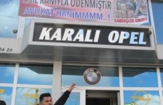 Yedek Parçacıdan Afrin Şehidini İcraya Veren Avukata...