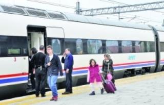 YHT ile 37 Milyon Yolcu Taşındı