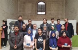 Anadolu Mektebi Öğrencilerinden Mustafa Kutlu Panelinin...