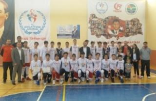 Anadolu Yıldızlar Ligi Basketbol Çeyrek Final Müsabakaları...