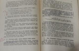 Cumhurbaşkanı Erdoğan'ın 45 Yıllık Ders Kitabı...