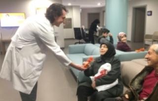 Dünyagöz Konya'dan Tüm Kadınlara Jest