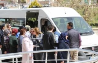 FETÖ/PYD Operasyonunda Gözaltına Alınan 13 Kadından...