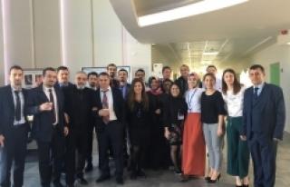 Karadağ Lisesi'nde Bursluluk Sınavları Başladı