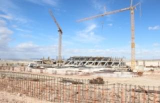 Karaman'ın UEFA Standartlarındaki Yeni Stadyumunda...