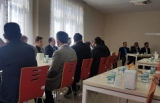 KMÜ Ermenek MYO'da Mevlüt Programı