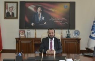 KMÜ Rektörü Akgül'ün Dünya Ormancılık Günü...