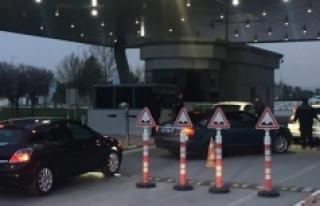 Konya Havalimanına Karamanlı Ticari Araçların...