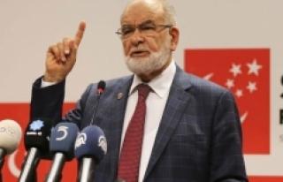 Saadet Lideri Temel Karamollaoğlu Karaman'a Geliyor