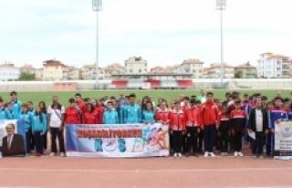 Analig Atletizm Yarı Final Müsabakaları Karaman'da...