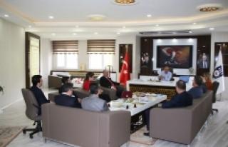 """Başkan Çalışkan: """"Karaman'ı Turizm Alanında..."""