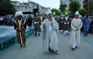 Hz. Mevlana'yı 2 Mayıs'ta Konya'ya Uğurlayacağız