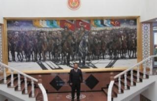 I. Uluslararası Orta Asya Sempozyumu Bişkek'te...