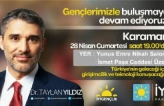 İYİ Parti Genel Başkan Yardımcısı Yıldız Yarın...