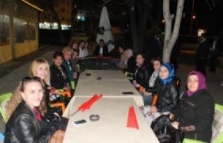 İYİ Partililer Ankara'da
