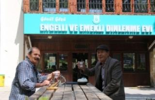 Karaman'da Engelli Ve Emekli Dinlenme Evi'ne...