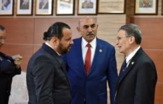 KMÜ İle Kırgızistan-Türkiye Manas Üniversitesi...