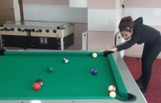 Okullar Arası Pool Bilardo İl Birinciliği Müsabakaları...