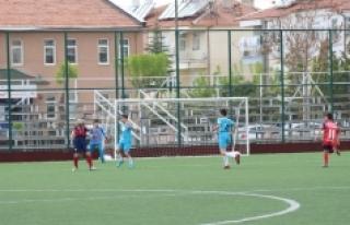 Okullararası Küçükler Futbol Grup Müsabakaları...