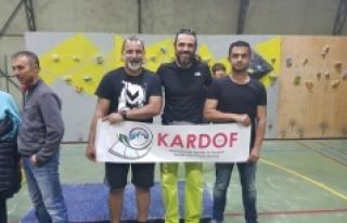 Spor Tırmanış Eğitimine Karaman'dan 2 Sporcu