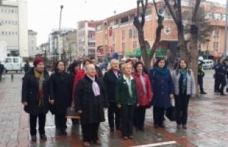 Türk Kadınlar Birliğinin 94. Yıl Dönümü Kutlandı