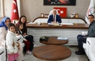 Vilayetler Hizmet Birliği Anaokulundan Çevre Bilincini...